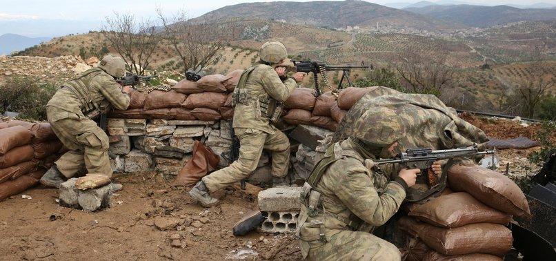 TURKISH, FREE SYRIAN FORCES CAPTURE VILLAGE IN W.AFRIN
