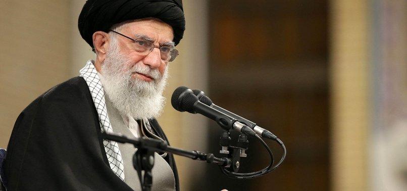 IRANS KHAMENEI WARNS ECONOMY WILL WORSEN IF VIRUS SPREADS