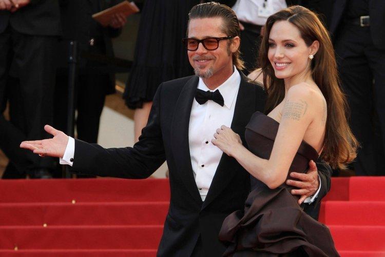 Velayet krizi: Angelina Jolie ve Brad Pitt