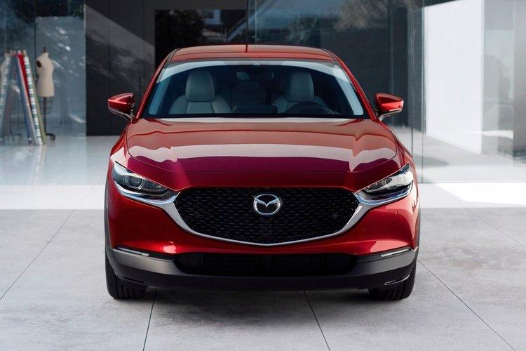 İlk bakış: Mazda CX-30