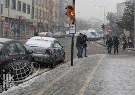 Meteoroloji uyardı: Karla karışık yağmur bekleniyor!