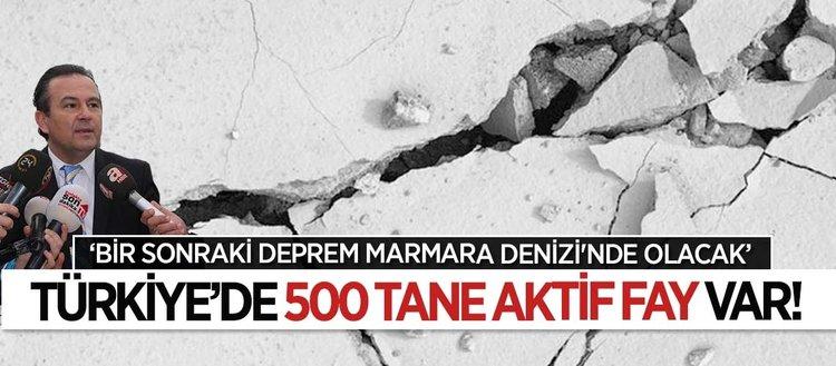 Sismik boşluk bölgesi Marmara