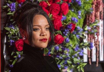 Rihanna'nın yardım gecesine ünlü akını