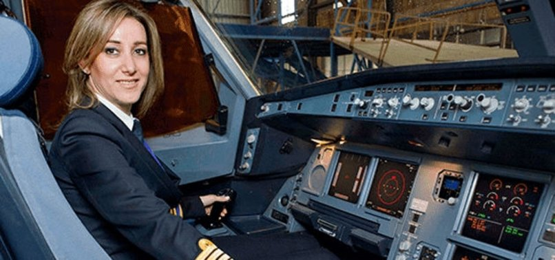 LEBANONS FIRST WOMAN PILOT BREAKS GENDER NORMS