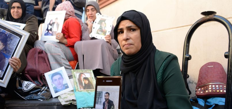 ANOTHER KURDISH MOTHER JOINS SIT-IN AGAINST BLOODY-MINDED PKK