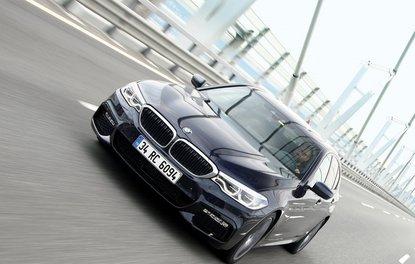 TEST · BMW 520d Sedan M Sport