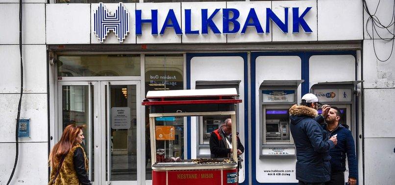 US CHARGES TURKEYS HALKBANK IN IRAN SANCTIONS CASE