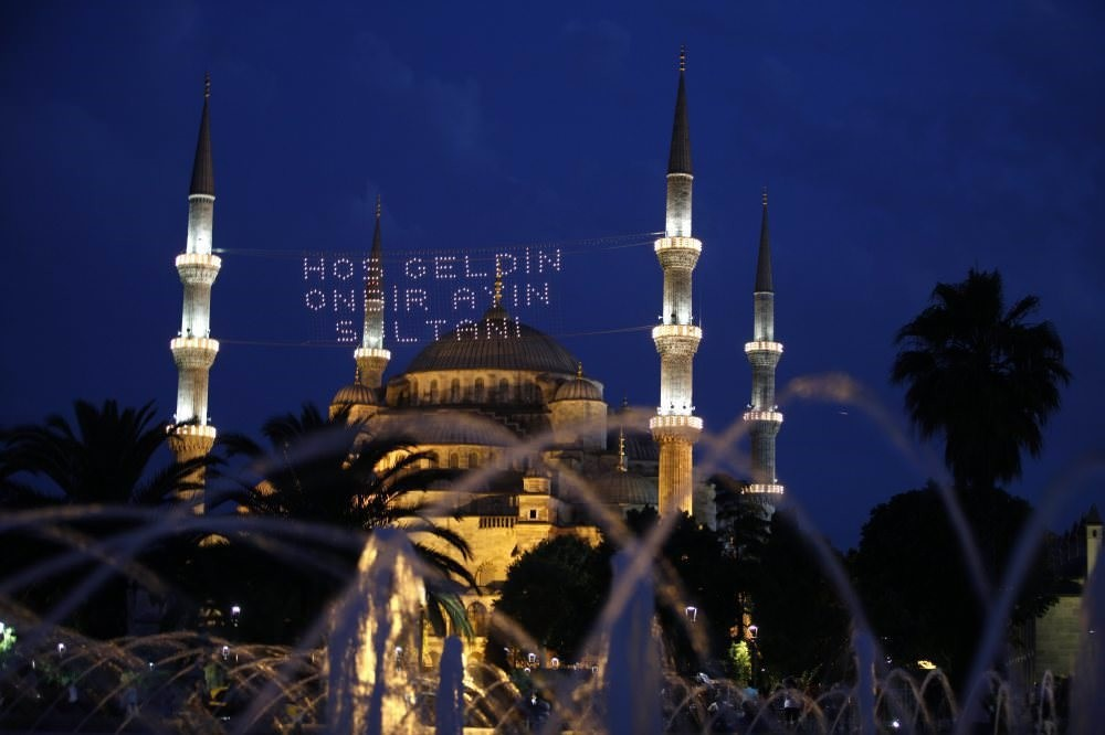 Sultanahmet Mosque (Photo by Metin Arabacu0131)