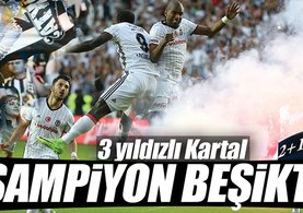 Şampiyon Beşiktaş!