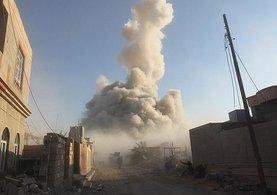 Irak'ta hava saldırıları sonucu 100'den fazla sivilin hayatını kaybettiği öne sürüldü