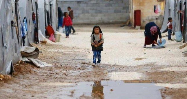 Mülteci çocuklara bir gelecek