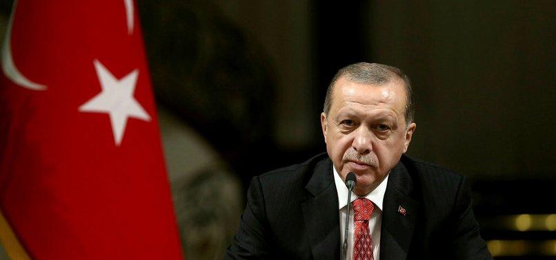 ERDOĞAN CALLS ON NATO TO TAKE STANCE AGAINST US OVER BORDER FORCE