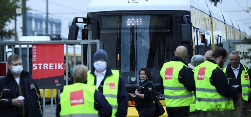 transport strikes