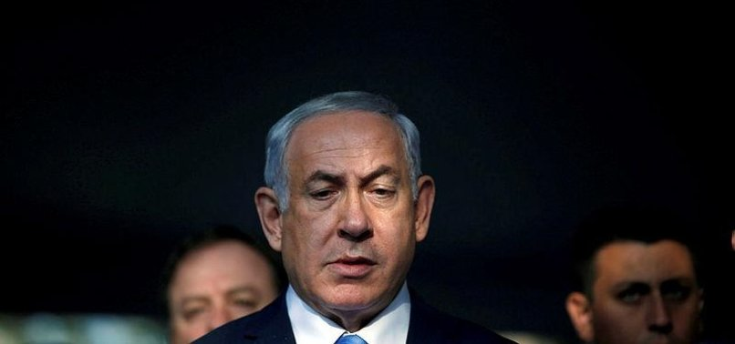 NETANYAHU OPPOSES EARLY POLLS AS GRAFT PROBES INTENSIFY