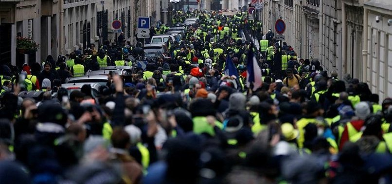 2 MORE MATCHES POSTPONED AMID MASS FRENCH PROTESTS
