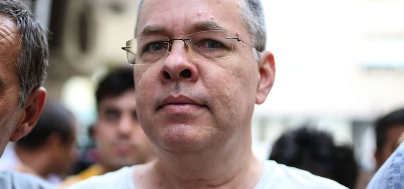 TURKISH COURT RULES TO RELEASE U.S. PASTOR BRUNSON FROM HOUSE ARREST