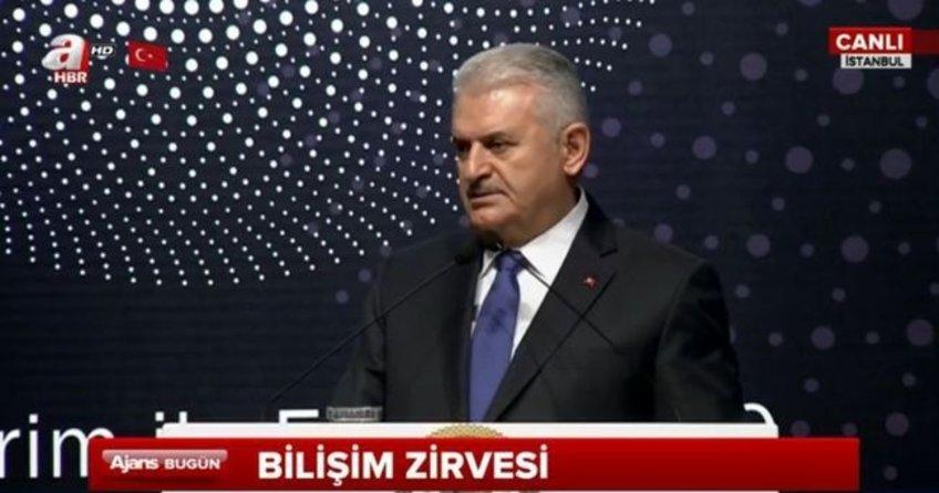 Yıldırım: Türkiye'yi 10 büyük ekonomiden biri yapacağız