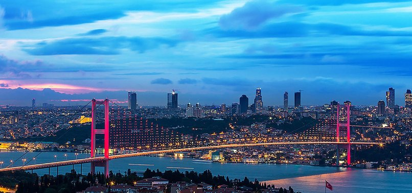 ISTANBUL SURPASSES NEW YORK IN WORLDS TOP 10 CITY DESTINATIONS IN 2019