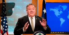 Pompeo slams China's 'Orwellian' censorship moves in HK