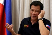 President Rodrigo Duterte said Saturday that United States President-elect Donald Trump has expressed support for the Philippine government's campaign against illegal drugs.