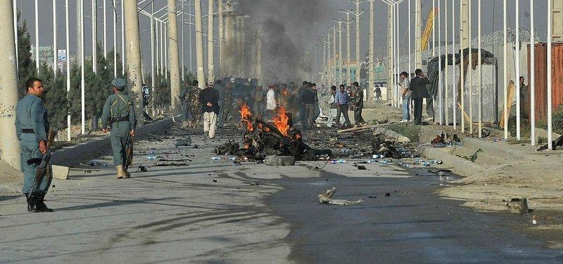 TALIBAN KILL 20 AFGHAN TROOPS, MILITARY POST SET AFIRE