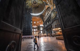 Istanbul's iconic Hagia Sophia to reopen as mosque after 86-year hiatus