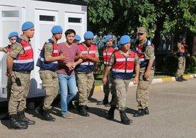 Siirt'te darbeci hainler duruşmaya getirildi