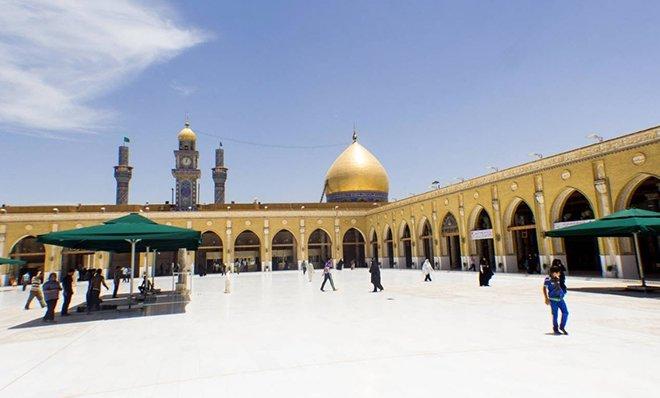 Büyük Kufe Camii / Kufe, Irak