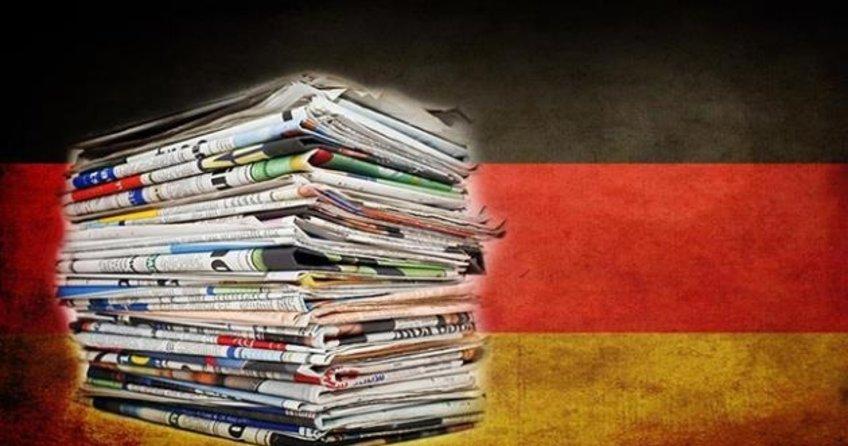 Alman basını kavgaya doymadı