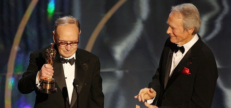 WORLD-FAMOUS FILM COMPOSER ENNIO MORRICONE DIES AGED 91
