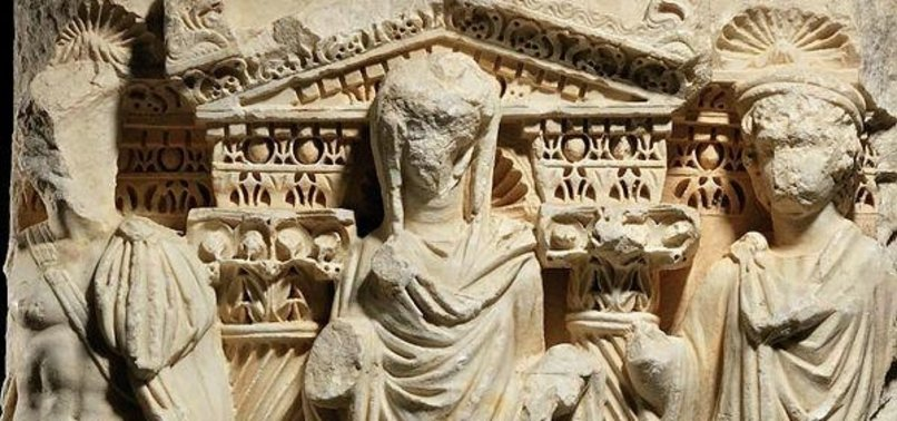 TURKEY TO BRING BACK TWO CULTURAL ARTIFACTS FROM UK