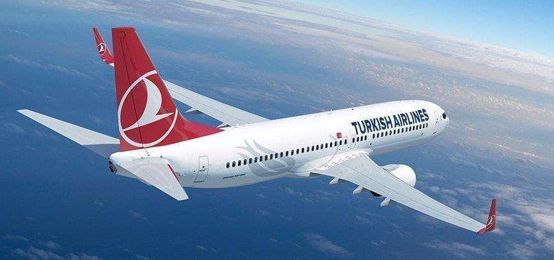 TURKISH AIRLINES SUSPENDS FLIGHTS TO IRAQ, IRAN