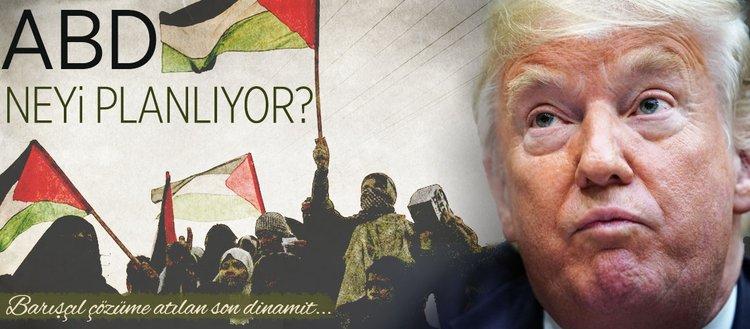 ABD Filistinli mültecilere yardımı kesmekle neyi hedefliyor?
