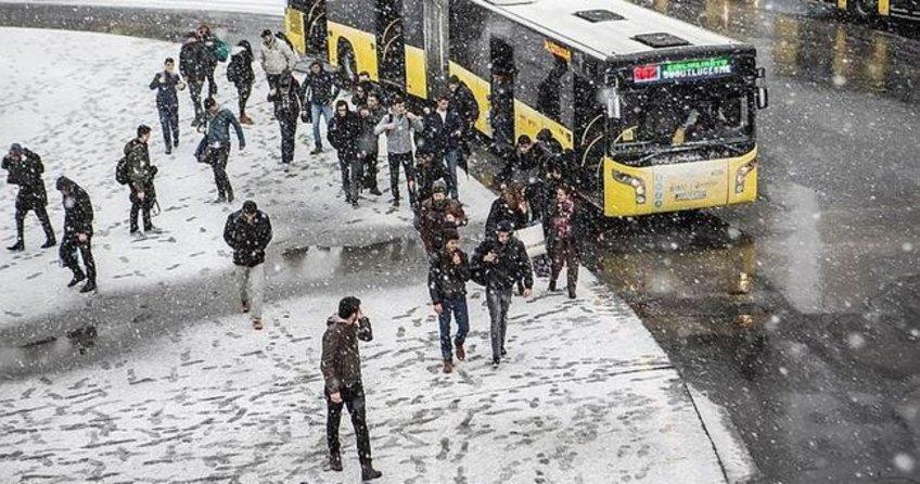 AKOM uyardı! Kar ne zaman geliyor? Meteoroloji verilerine göre 5 günlük hava durumu