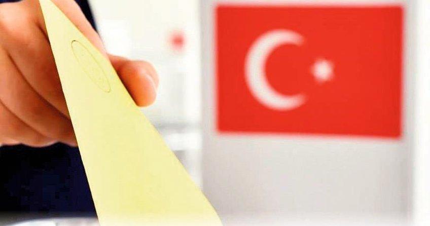 Türklere çifte sandık daveti
