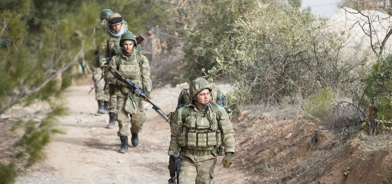 ALMOST 120 TARGETS FREED FROM YPG/PKK SINCE BEGINNING OF TURKEYS AFRIN OPERATION