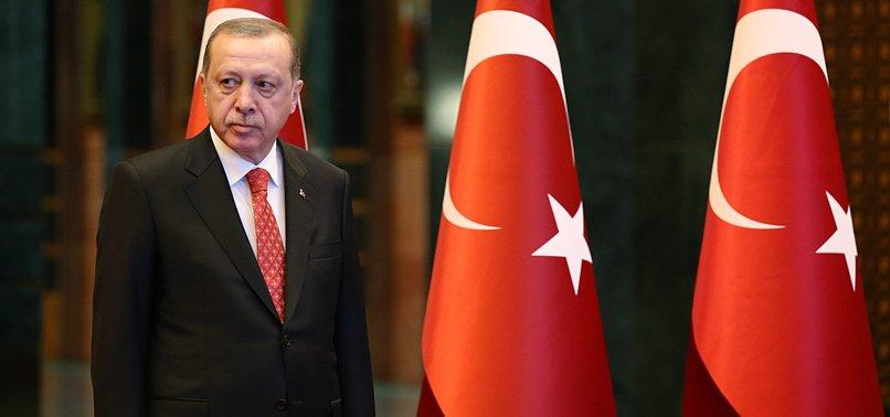 ERDOĞAN SAYS READY TO MEET WITH GREEK PM MITSOTAKIS TO RESOLVE STANDOFF OVER EASTERN MEDITERRANEAN