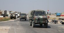 Turkey deploys reinforcements along Syrian border