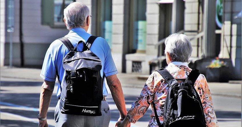 ABde yaşlılık oranı rekor seviyeye ulaştı