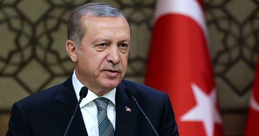Erdoğan: Türkiye, 'Türk Akımı' için hazır