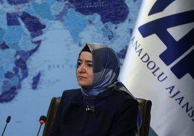 Aile ve Sosyal Politikalar Bakanı Kaya uyardı! O merkezlere giden çiftler boşanıyor