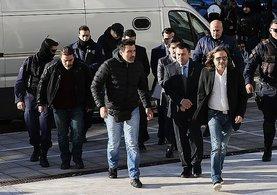 Yunanistan'a kaçan 8 darbeci askerin tutukluluk halleri devam edecek!