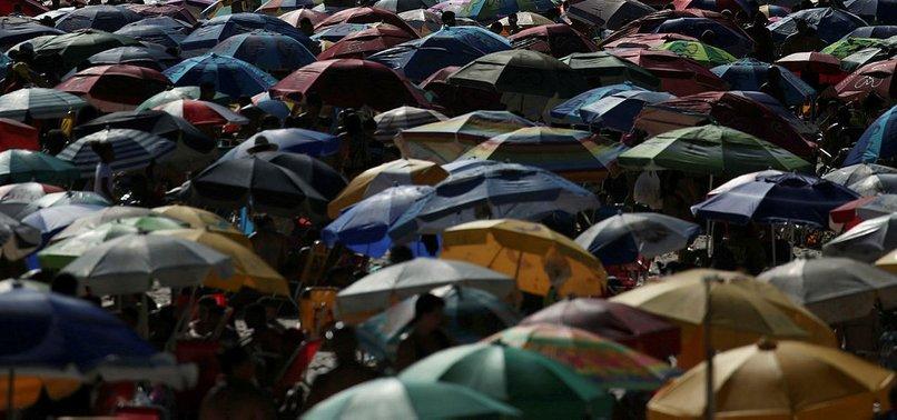 BRAZIL REPORTS ALMOST 24,000 NEW CORONAVIRUS CASES