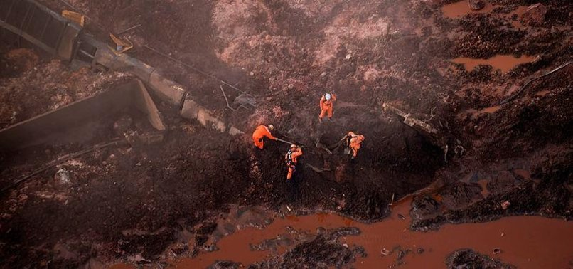 RISK OF NEW BRAZIL DAM BURST FORCES 24,000 TO EVACUATE HOMES