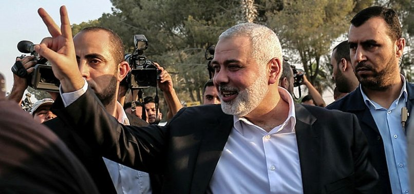 HANIYEH, EGYPT OFFICIAL DISCUSS PROPOSED ISRAEL TRUCE
