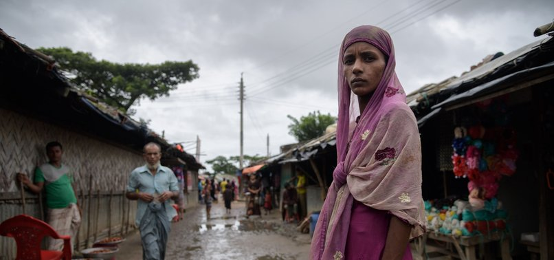 BANGLADESH BANS MOBILE PHONE ACCESS IN ROHINGYA CAMPS
