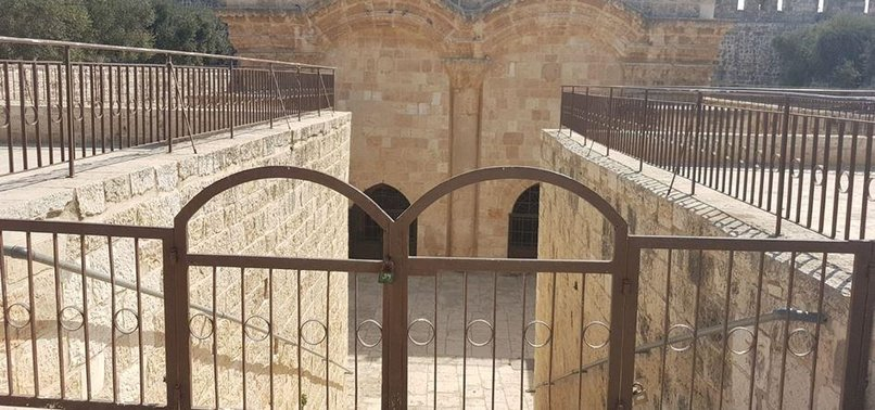 ISRAELI COURT EXTENDS CLOSURE OF BAB AL-RAHMA MOSQUE