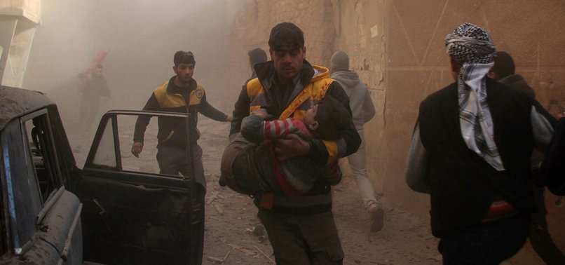 UN SLAMS MONSTROUS INDIFFERENCE TO CHILDRENS SUFFERING IN SYRIA