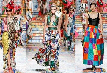 Dolce&Gabbana İlkbahar Yaz 2021 Koleksiyonu