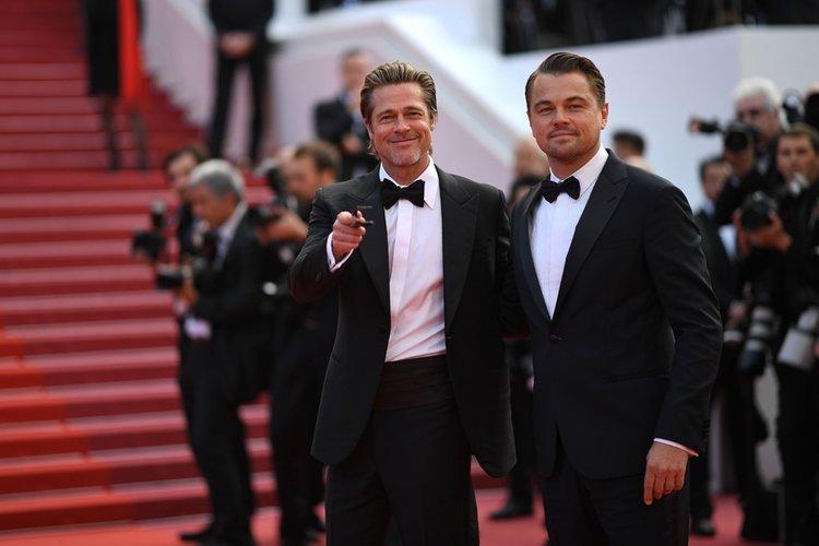 Once Upon a Time in Hollywood'un Cannes galasında yıldızlar geçidi